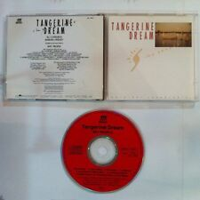 Shy People Tangerine Dream - Soundtrack OST Motion Picture - CD Compact Disc