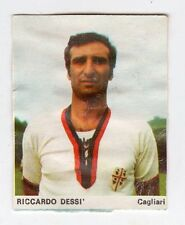Figurina picture cards GUERIN SPORTIVO 1974/75 CAGLIARI DESSI'