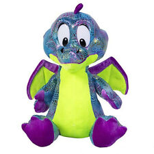 Generic Value Plush - BABY DRAGON (Blue - 7.5 inch) - New Stuffed Animal Toy
