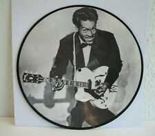 Chuck Berry - Baby Doll | Picture-Disc | All Round Trading 1984 | VG+ / Neu | Cl