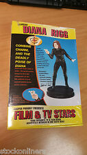 THE AVENGERS DIANA RIGG FIGURE BY JUNIPER