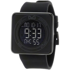 NUOVO D&G DOLCE & GABBANA HIGH CONTACT TOUCH SCREEN ALARM WATCH DW0734-RRP £ 145