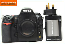 Nikon D700 Digital SLR Camera Body Battery Charger Free UK Post
