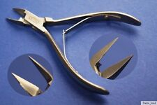VERY LACE AND SMALL NAIL PLIERS CORNER NIPPERS CA 10 CM STAINLESS STEEL