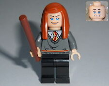 HARRY POTTER Lego Ginny Weasley Custom NEW Genuine Lego Parts #68