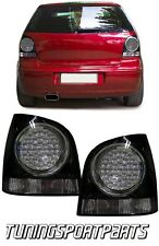 REAR LED TAIL LIGHTS DARKER FOR VW POLO 9N 9N3 01-09 LAMP FANALE POSTERIORE