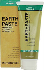Redmond Clay Trading Company Earthpaste - Wintergreen BEST MATCH - FREE SHIPPING