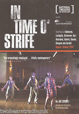 Event Promo Flyer: National Theatre Of Scotland - In Time O' Strife UK Tour 2014