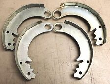 "Jeep Willys CJ2A CJ3A Original Brake Metal Only Shoe Full Set 4ea. 9"" G503"