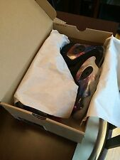 Nike Air Zoom Rookie Premium Galaxy Sz. 12 BNIB DS 100% Auth. Foamposite