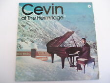 Cevin - At The Hermitage - rare NZ HOSPITALITY LP