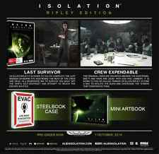 Alien Isolation Ripley Limited Edition PC PAL AUS *BRAND NEW* + Warranty!!