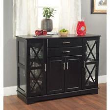 Kendall Buffet Storage Cabinet Furniture Sideboard Vintage Server Dining Kitchen