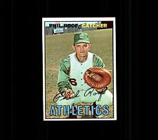 1967 Topps 129 Phil Roof EX-MT #D457491