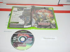 EVIL DEAD: A FISTFULL OF BROOM STICK game in case - Microsoft XBOX