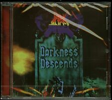 Dark Angel Darkness Descends 2008 reissue CD new