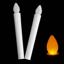 Battery Candles Newly Hot Tea Light Flickering Long Flameless Tealights LED New