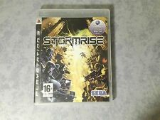 STORMRISE - SONY PS3 PLAYSTATION 3 - PAL ITA ITALIANO - COMPLETO - COME NUOVO