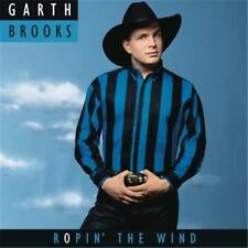 GARTH BROOKS ROPIN' THE WIND REMASTERED CD NEW