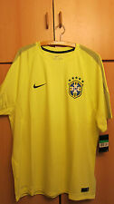 New,NIKE Brasilien Brazil 2014,Training XL Trikot,player,Bresil maillot,camiseta