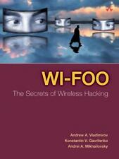 Wi-Foo: The Secrets of Wireless Hacking-ExLibrary