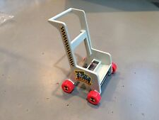 THE INCREDIBLE CRASH DUMMIES SKID THE KID STROLLER CARRIAGE CART RARE VINTAGE