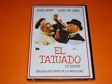 LE TATOUE / EL TATUADO - Louis De Funes / Jean Gabin - Precintada