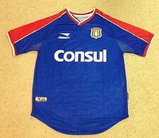 2001 Penalty São Caetano Brazil Brasil soccer jersey shirt #10 BNWT Large