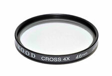Kood 46mm Starburst x4 Filter Made in Japan
