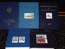 Bund Jahreszusammenstellungen 1995 - 1999 Jahrbücher