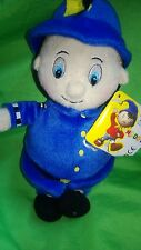 BRAND NEW JUMBO POLICE MAN DOLL NODDY COLLECTION ADORABLE CUTE  SOFT CUDDLY TOY