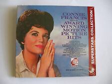 Connie Francis sings AWARD WINNING MOTION PICTURE HITS TR CD 1234 VERY RARE !!!