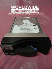 IBM 8204 09L2210 09L4294 4.5GB SSA Disk Drive For 7133 D40 / T40 w/ Carrier
