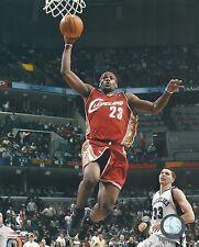 LeBron James Cleveland Cavaliers picture 8x10 photo #6