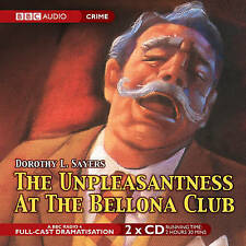 Good, The Unpleasantness At The Bellona Club (BBC Audio Crime), Sayers, Dorothy