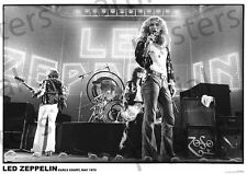 Led Zeppelin Live POSTER 61x91cm NEW * Earls Court May 1975 Rob Plant Jimmy Page