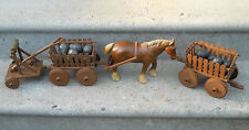 Vintage Mego Parkdale Planet of the Apes Horse, Wagon & Catapult Set - Canada