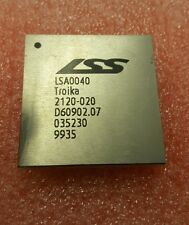LSS VINTAGE LSA0040 TROIKA GOLD PLATED PINS RARE CPU IC 9935