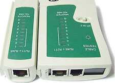 Networking Tool RJ45 RJ11 RJ12 CAT5 UTP Network LAN Cable Tester