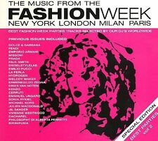 Various Artists : Fashion Week - Special Edition 2 CD (2008)
