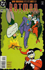 BATMAN ADVENTURES #28  NEAR MINT- (1992 SERIES) JOKER & HARLEY QUINN