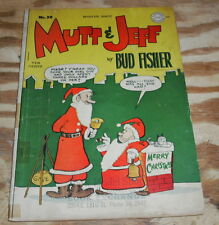 Mutt and Jeff #20 very good 4.0