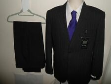 BNWT* 38R BALMAIN Paris Mens 2 PIECE Single Breasted Suit SIZE 38R W34 L34 - NEW