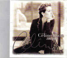 Celine Dion-Zora Sourit Promo cd single