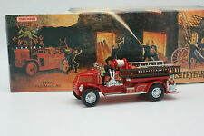 Matchbox Yesteryear Fire Engine Pompiers 1/43 - Mack AC 1920