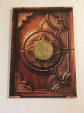 HEARTHSTONE Collectable Coin and Card Pack Battle.net Unscratched LOOT CRATE