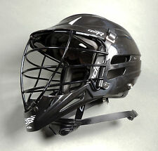 NEW Cascade Lacrosse CPX-R One Size Fits All Black Lax Helmet (Retails $239.99)