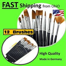Watercolor Art Supplies - Brush