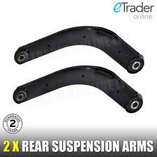 VAUXHALL VECTRA C CDTi REAR SUSPENSION ARMS PAIR x 2 INC ROSE BUSHES COMPLETE