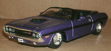 1/24 Scale 1970 Dodge Challenger R/T 426 Diecast Model Muscle Car - Maisto 34264